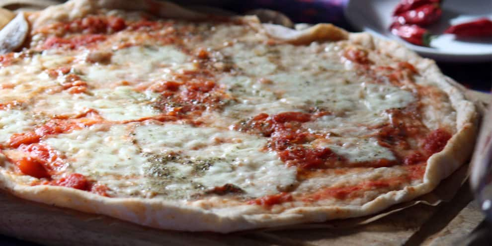SPECIALE BARBECUE: LA PIZZA