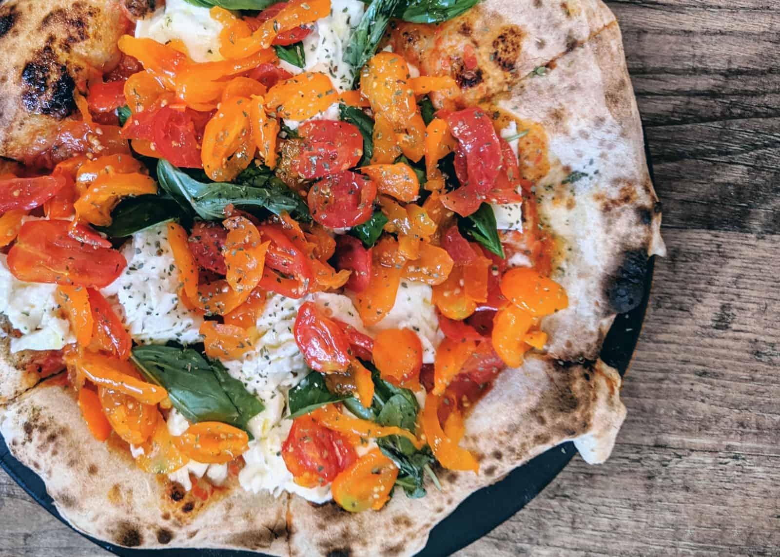 Pizza ricetta