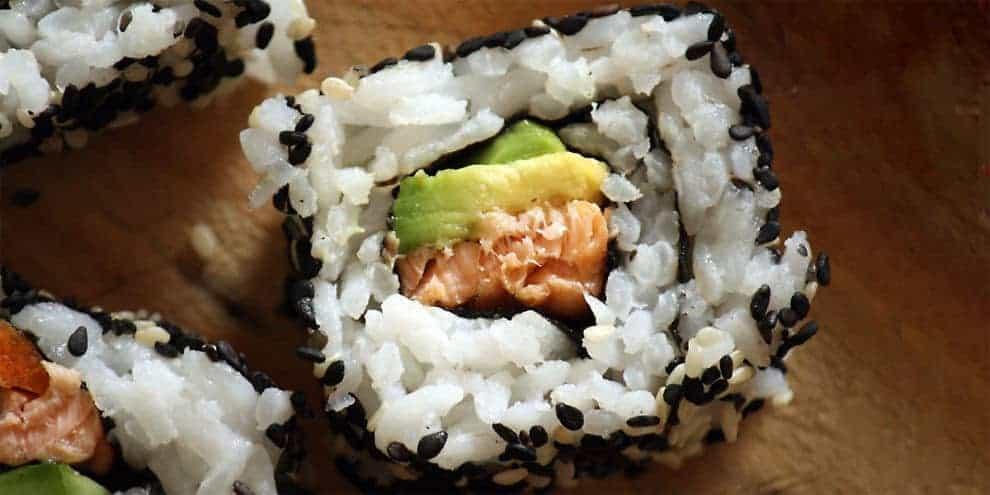 UNO DUE TRE MAKI cucina giapponese facile facile