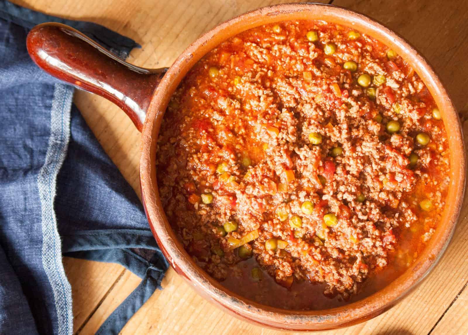 Sicilian ragu - recipe