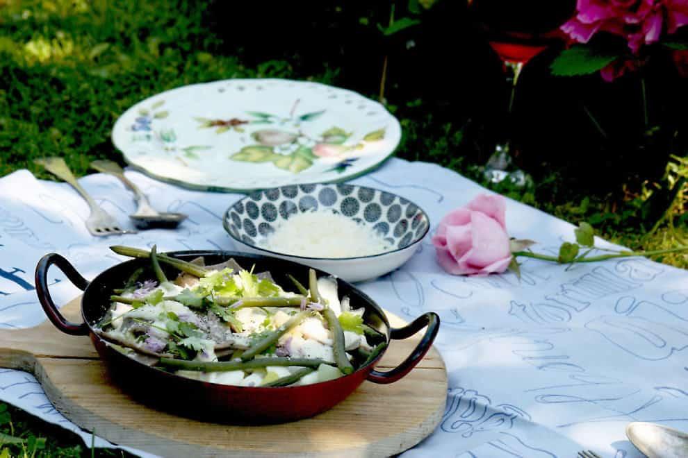 Pizzoccheri con fagiolini, un piatto tradizionale di ritrovata bontà