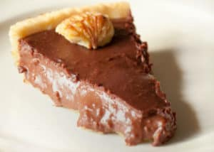 dolci - crostata castagne e cioccolato