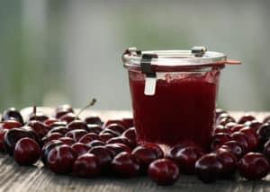 dolci - marmellata ciliegia rum