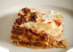 ricettario - Lasagne alla Bolognese