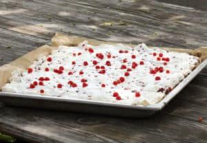 dolci - crostata ribes rosso