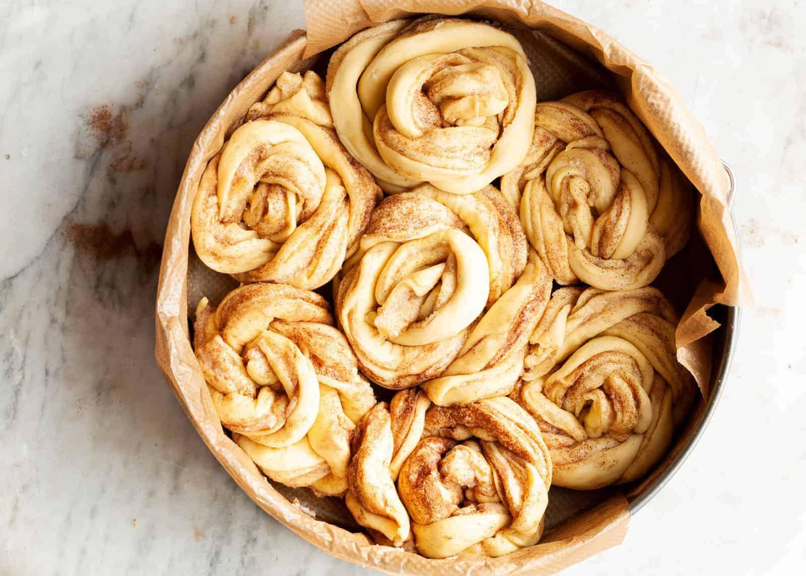 Torta delle Rose ricetta