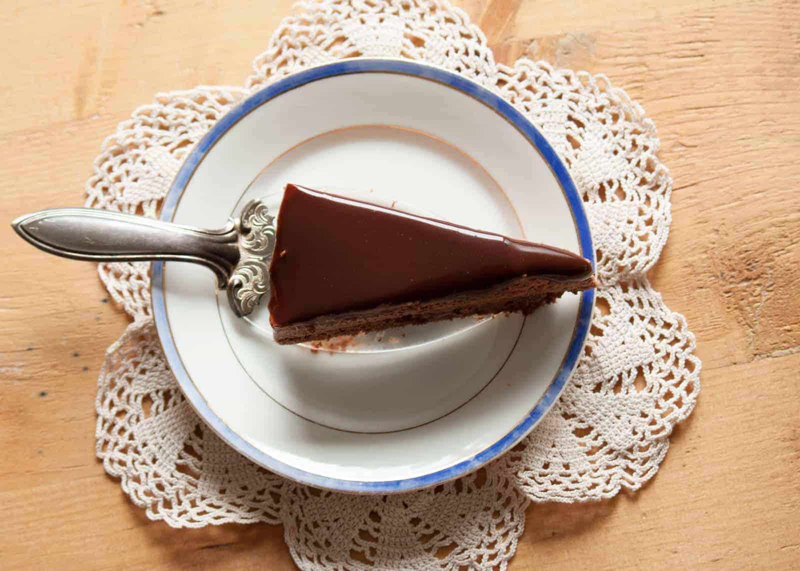 Schokoladenkuchen Torta Bella di Notte