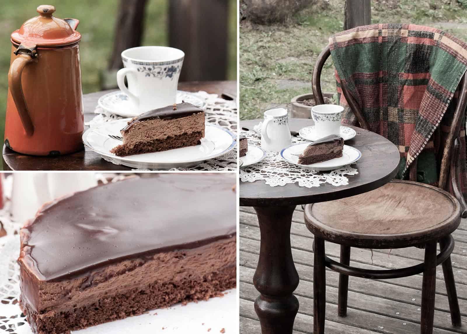 torta nera