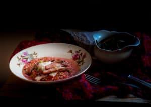 Gerichte - Risotto al Radicchio e Mascarpone