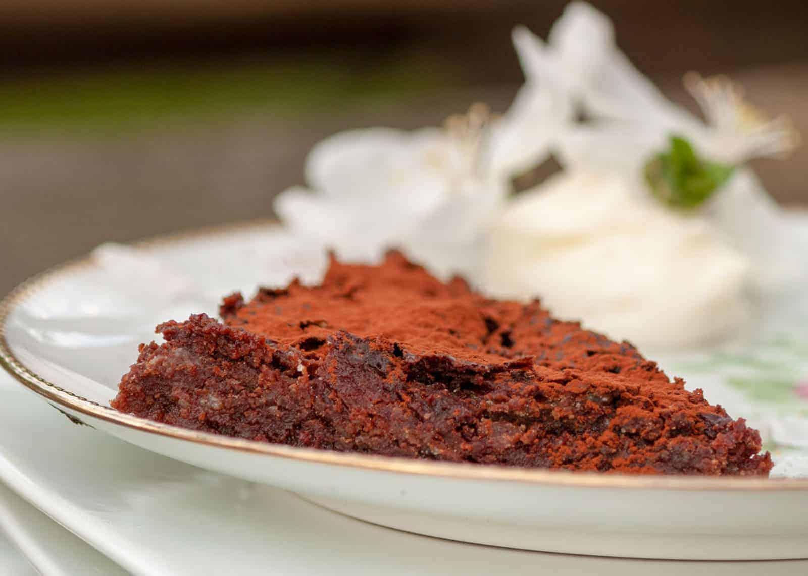 A dream of dark chocolate recipe