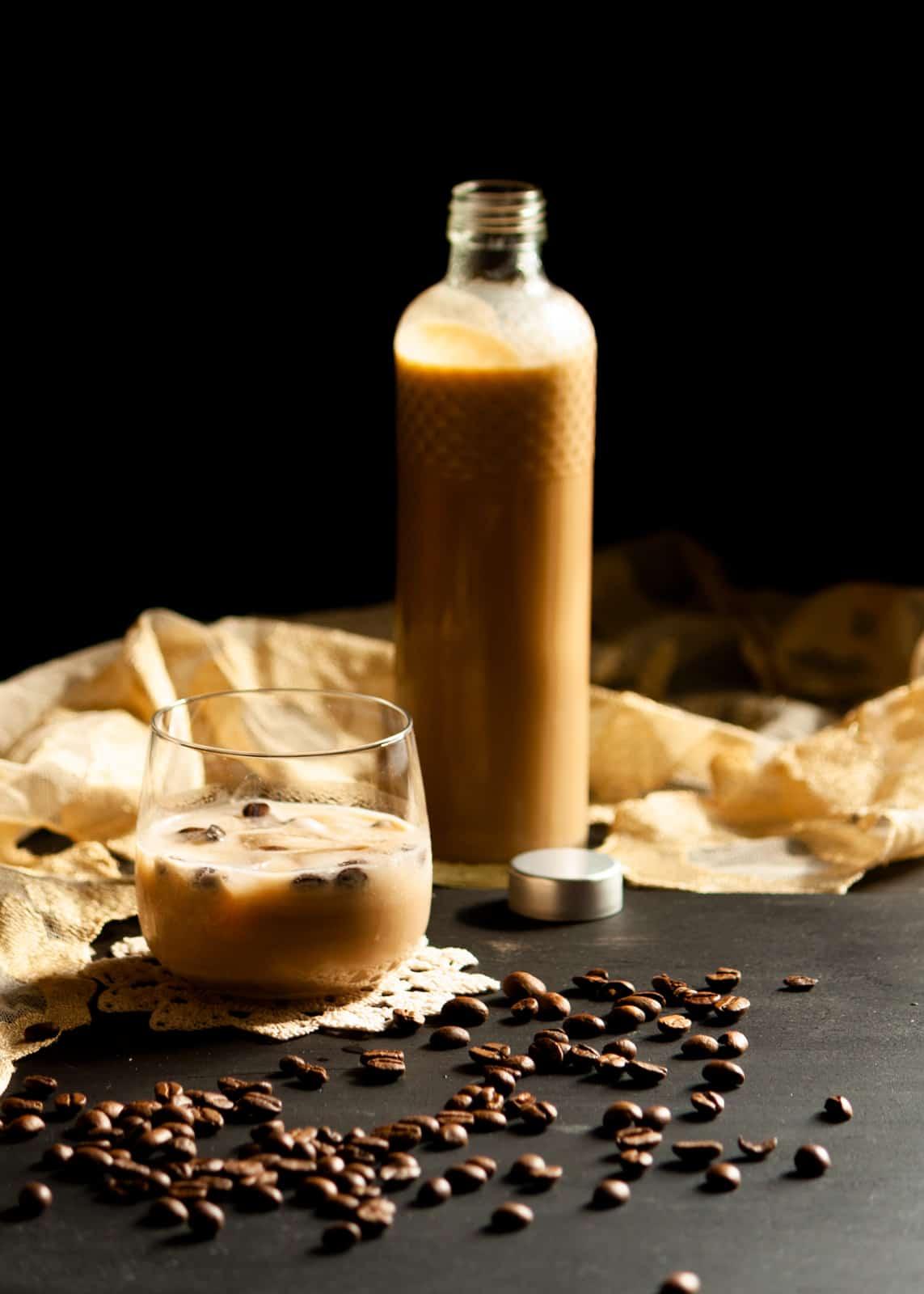 elisir alla crema di caffè