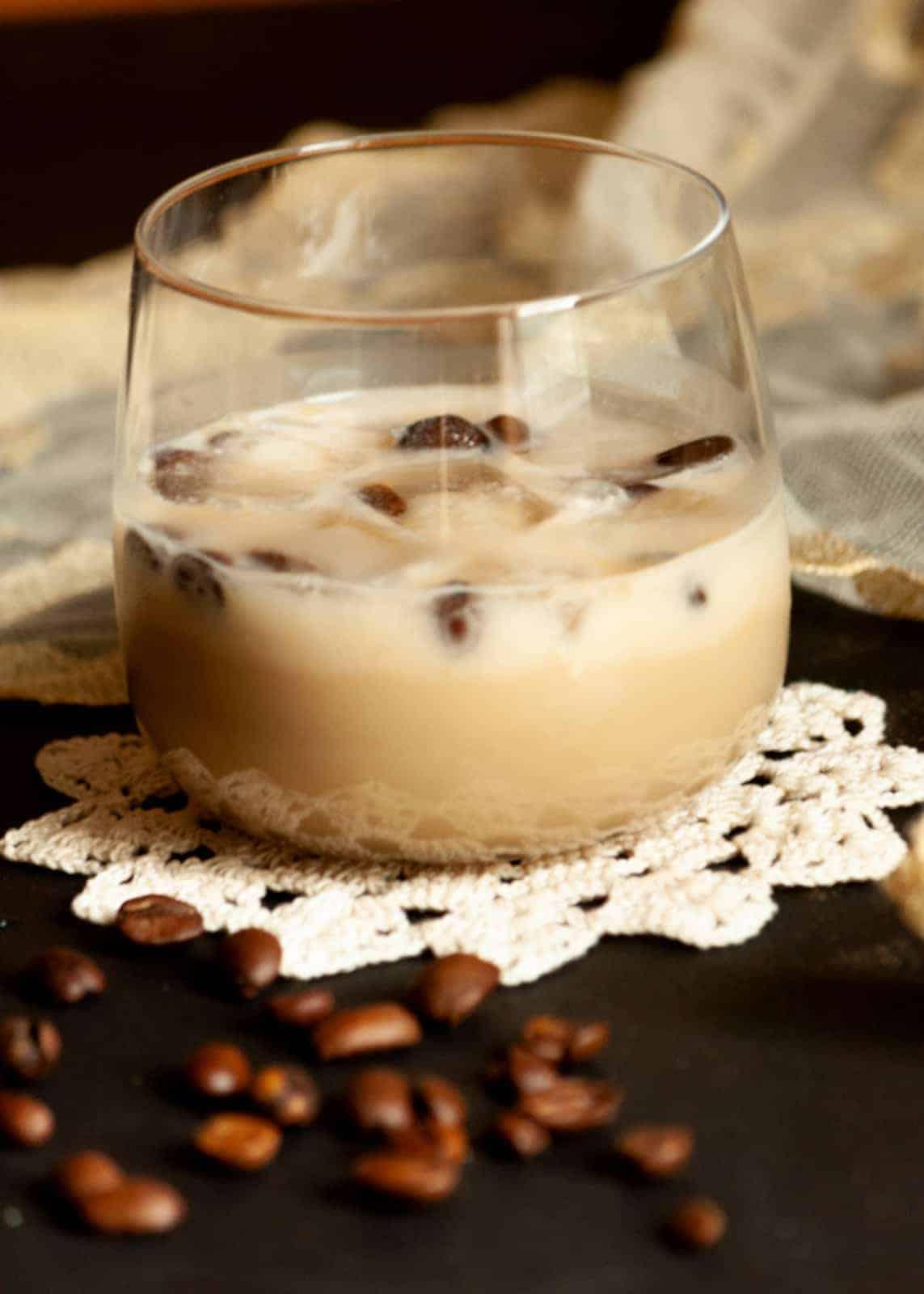 Cremiges Kaffee - Elixier