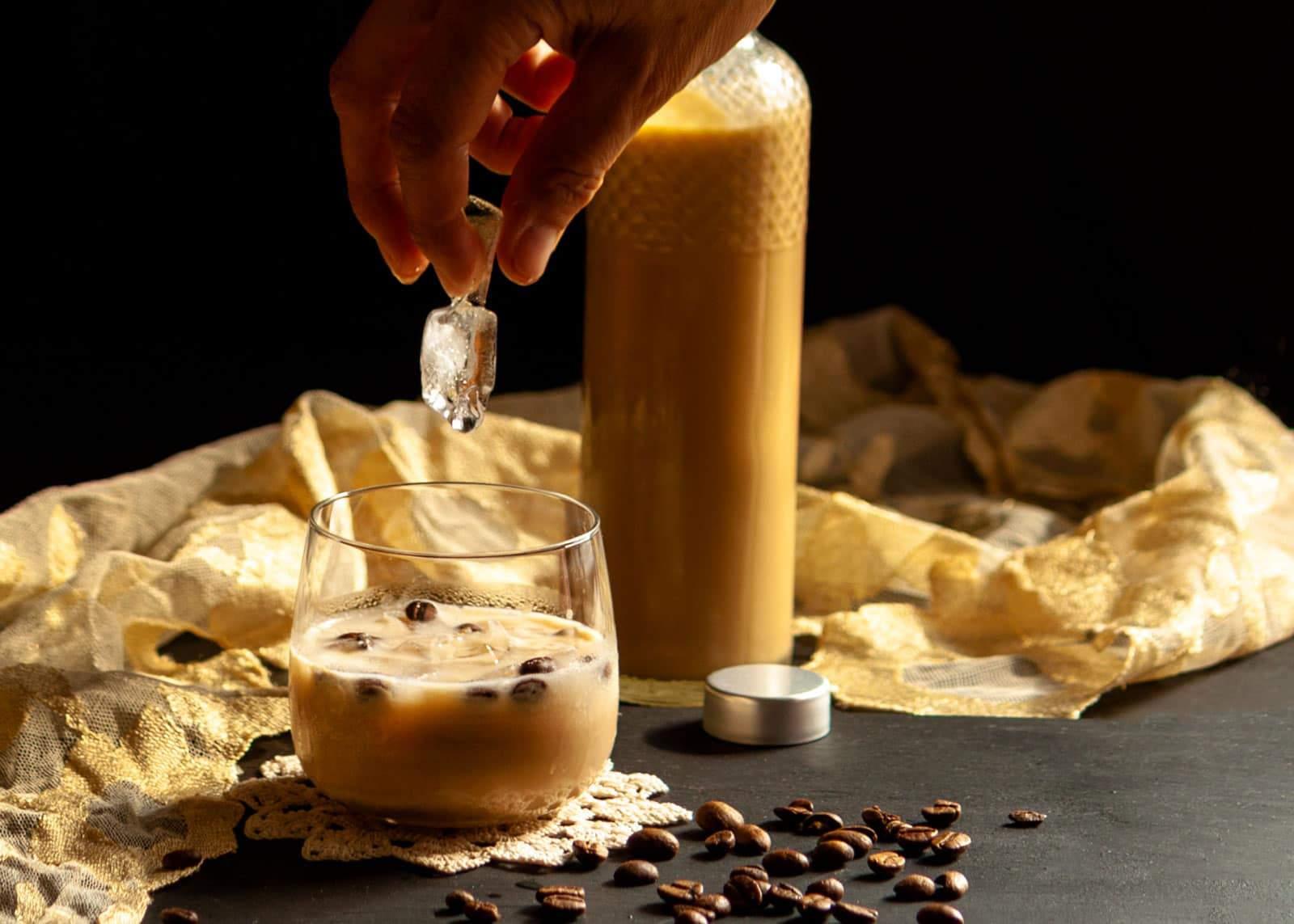 elixir alla crema di caffé