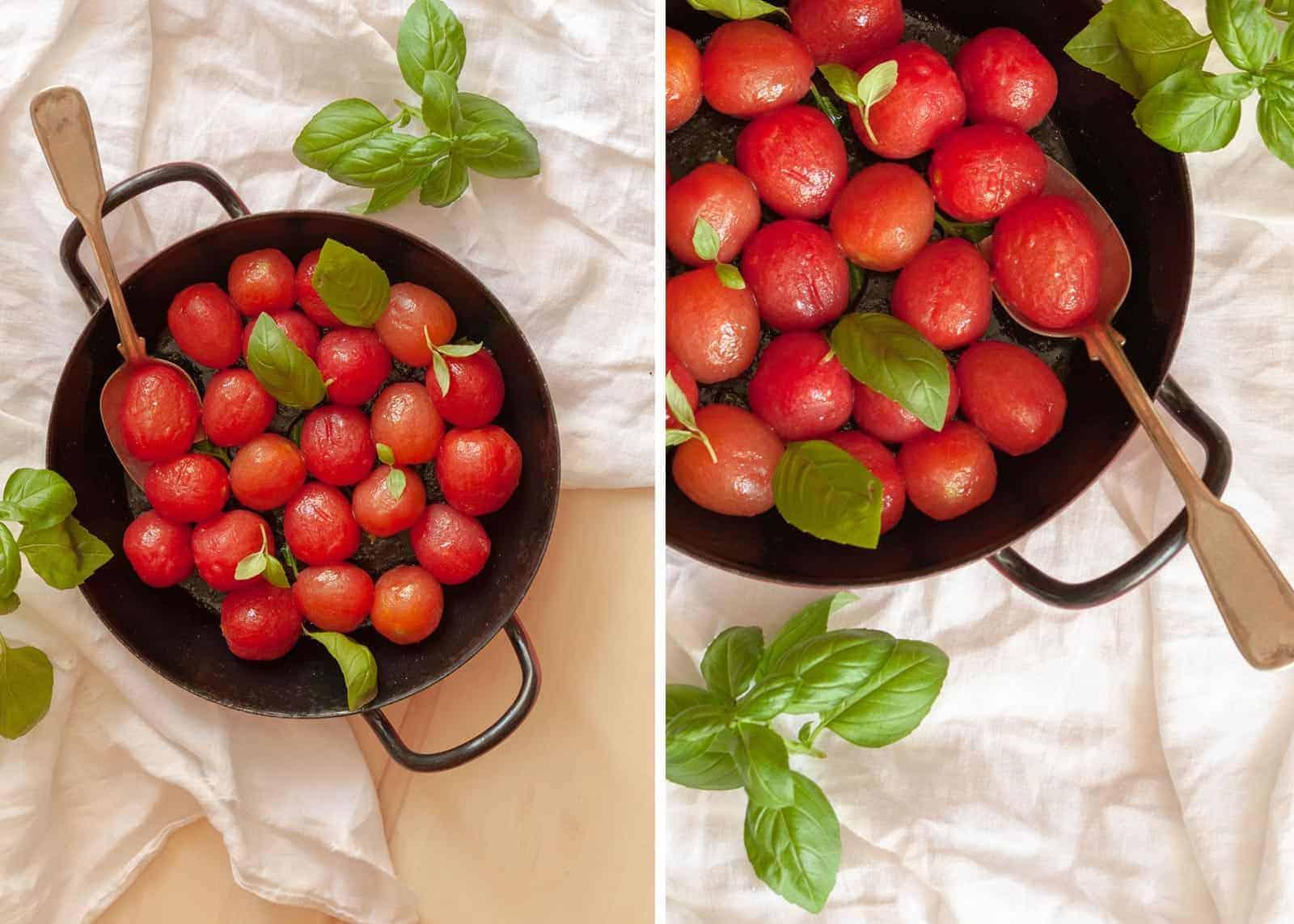 pomodori caramellati