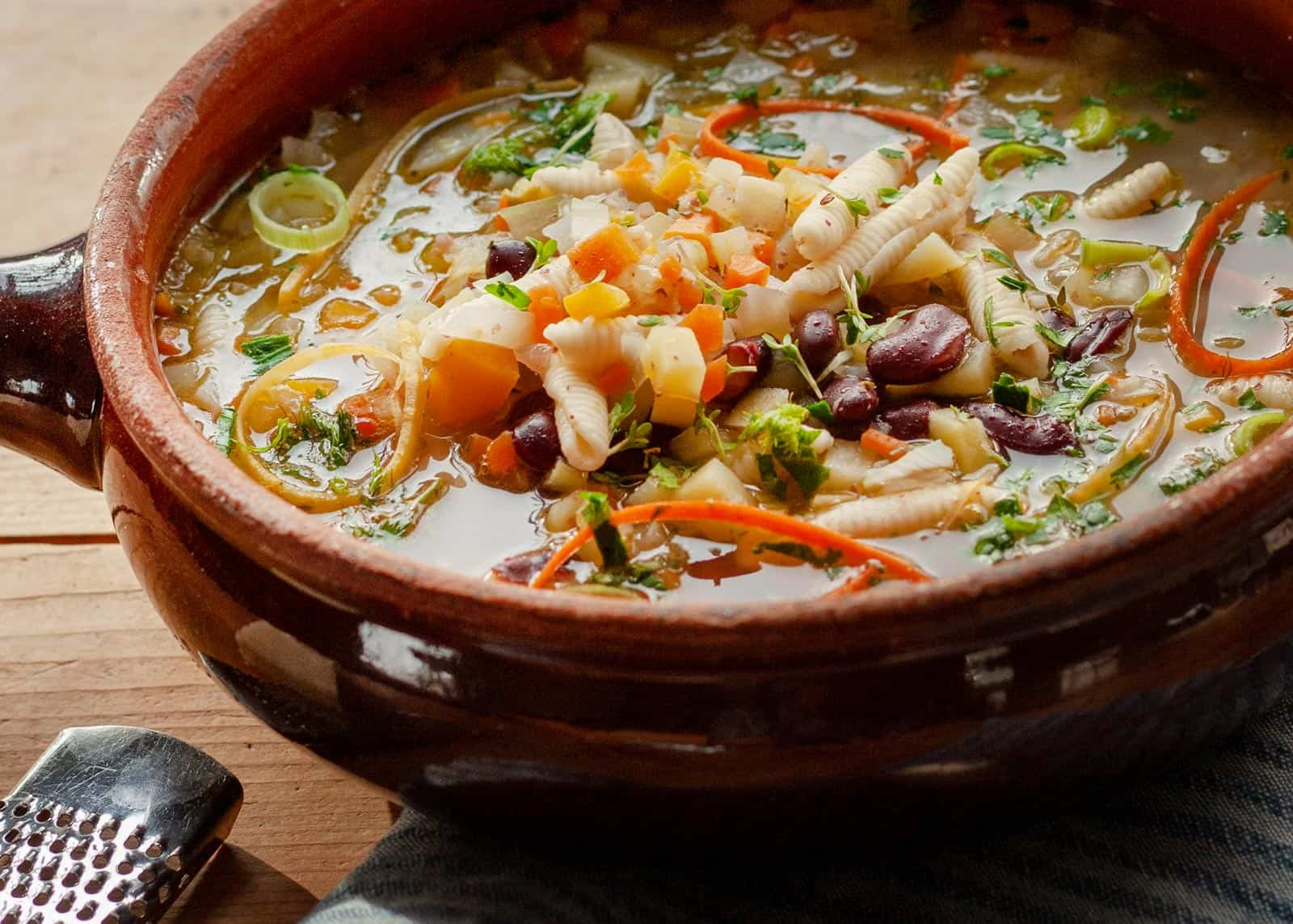 minestrone - Vegetable soup