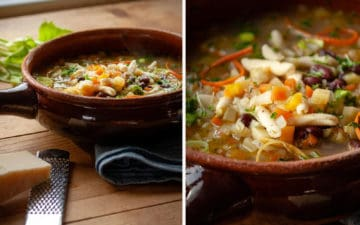Minestrone – Vegetable soup