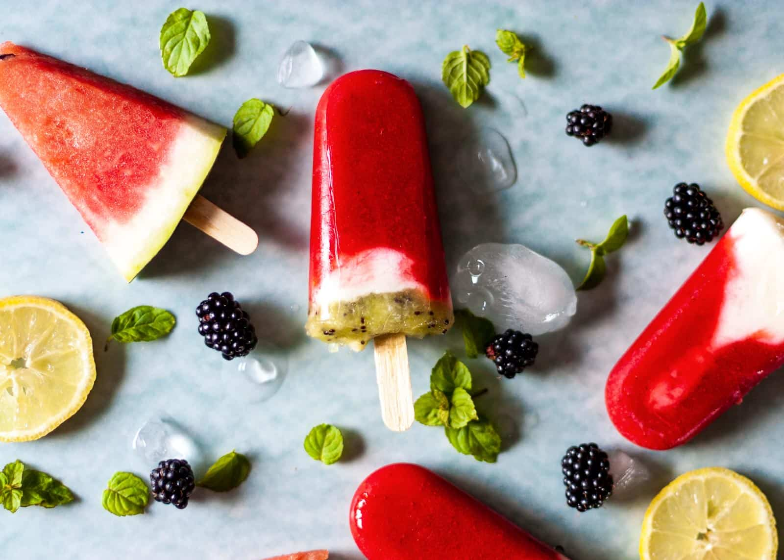 Ice lolly - recipe
