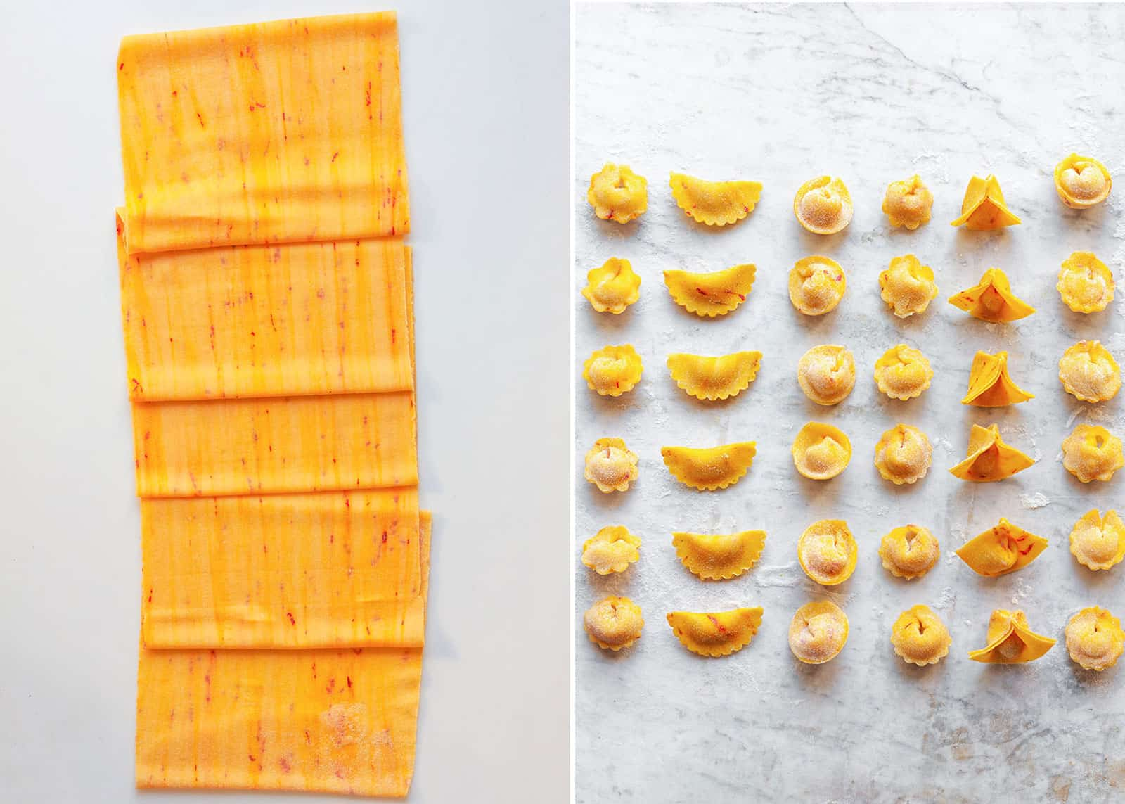 Pumpkin Cappellacci - recipe