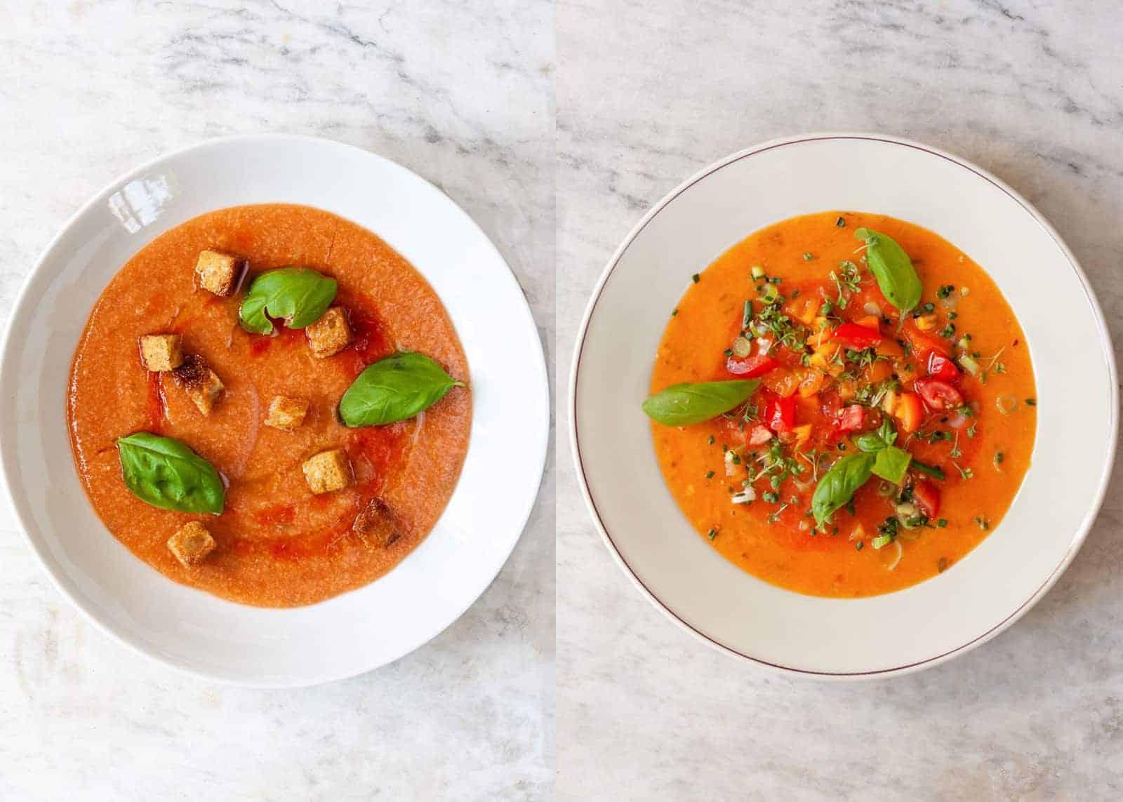 La pappa al pomodoro. Florentine tomato soup - recipe