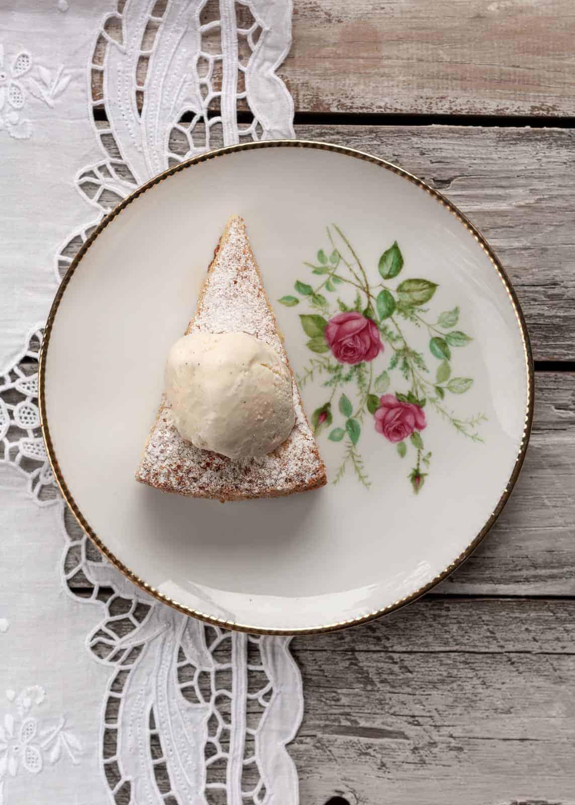 A heaven cake – Torta Paradiso