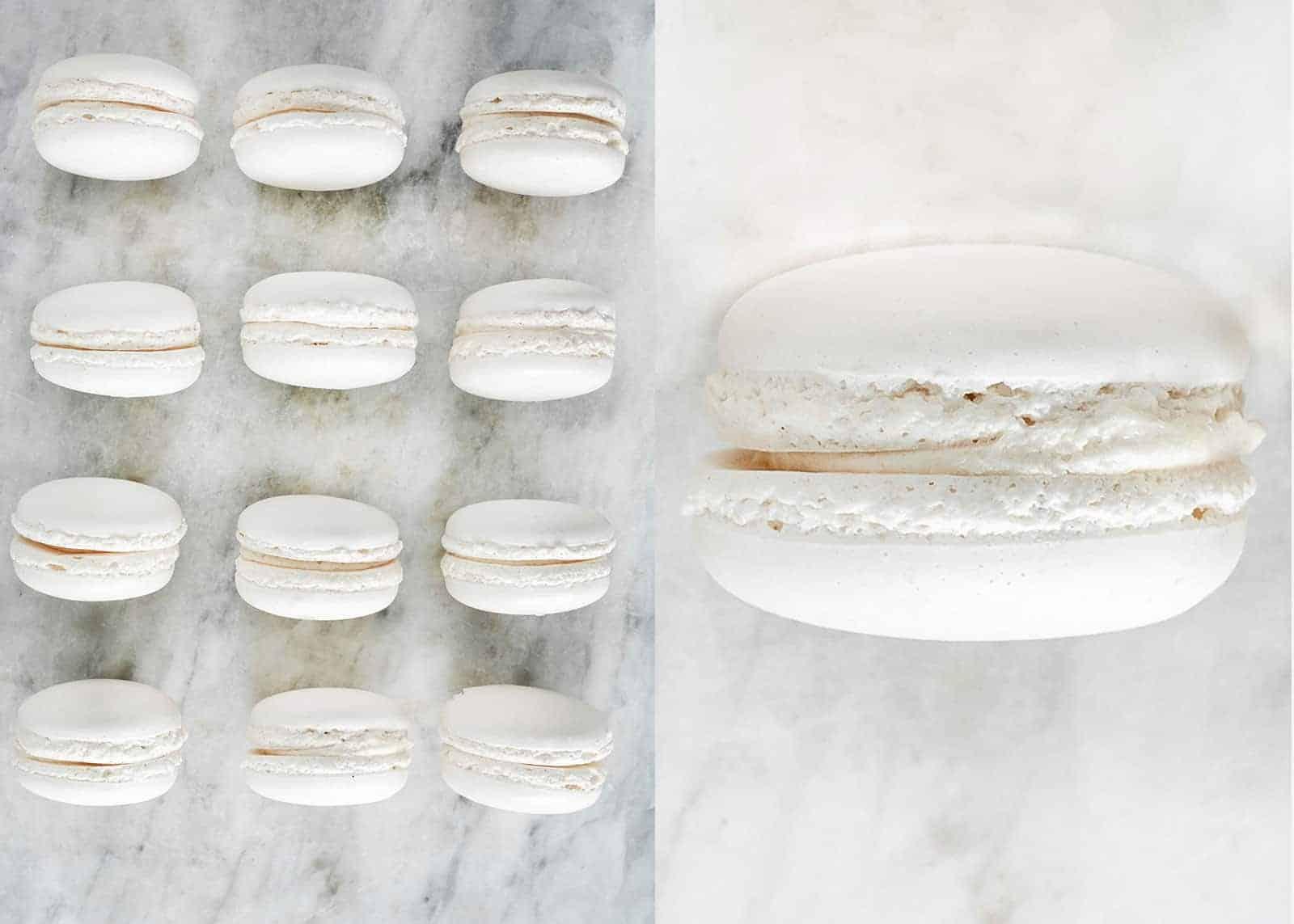 Macaron ricetta