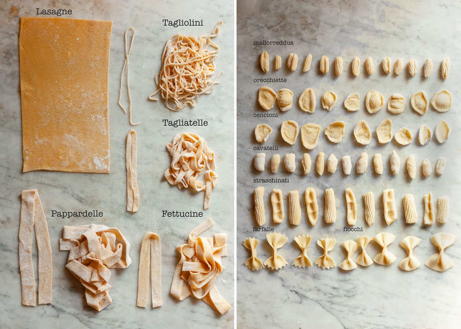 pasta workshop