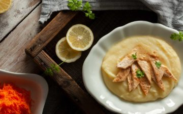 Pollo al latte - Chicken breast in milk - recipe