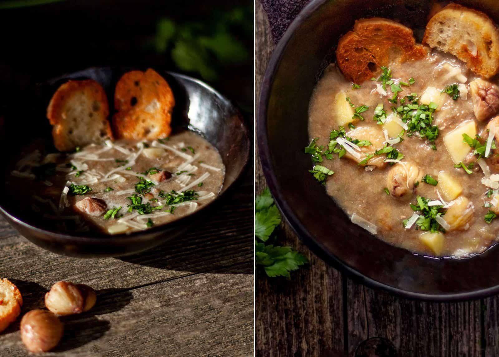 Linsen Suppe Rezept