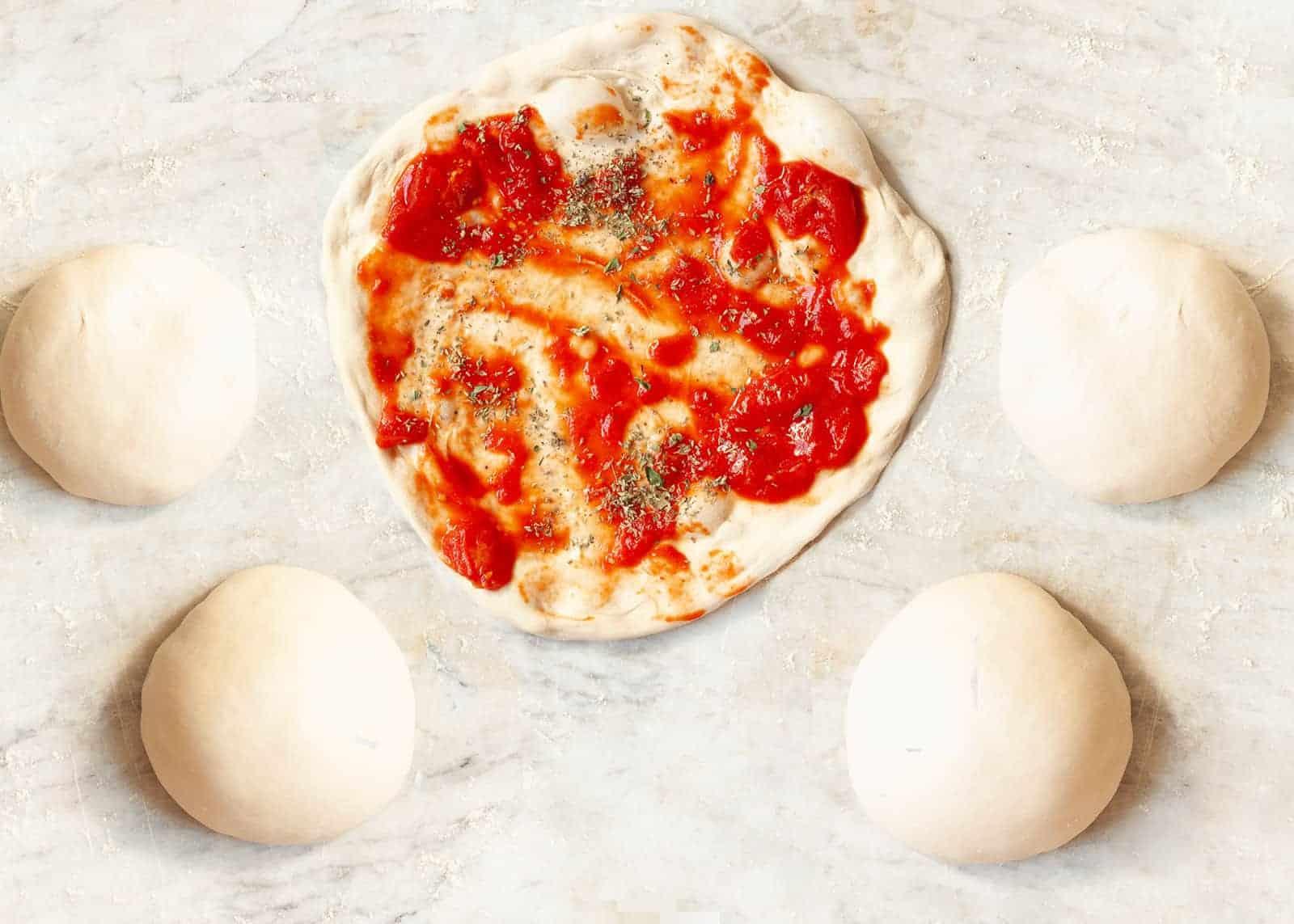 pizza napoletana recipe