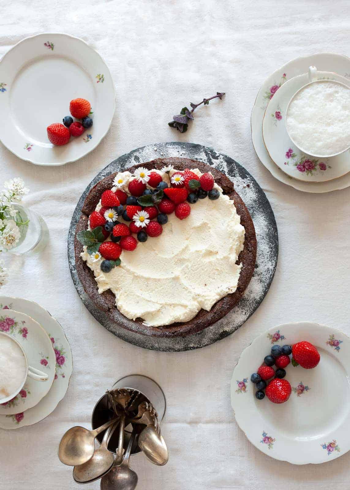 Torta cioccolatino – Dieser Kuchen zergeht auf die Zunge wie Pralinen